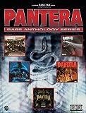 Pantera Bass Anthology Series Parental Advisory Authentic Bass Tab Edition by Pantera (2008) Sheet music