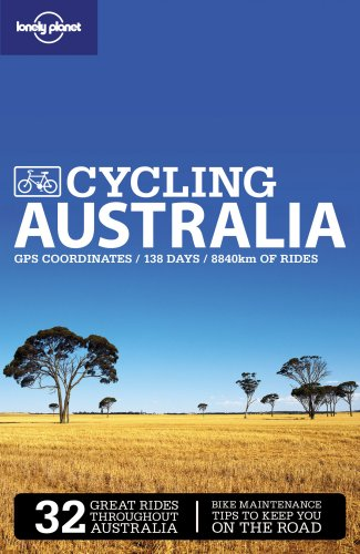 Lonely Planet Cycling Australia (Travel Guide)