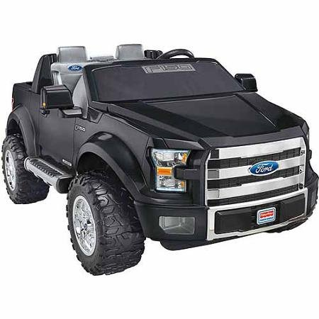 Fisher-Price Power Wheels Ford F-150 12-Volt Battery-Powered Ride-On (Monster Truck Power Wheels compare prices)