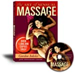 The Art of Sensual Massage Book and D...