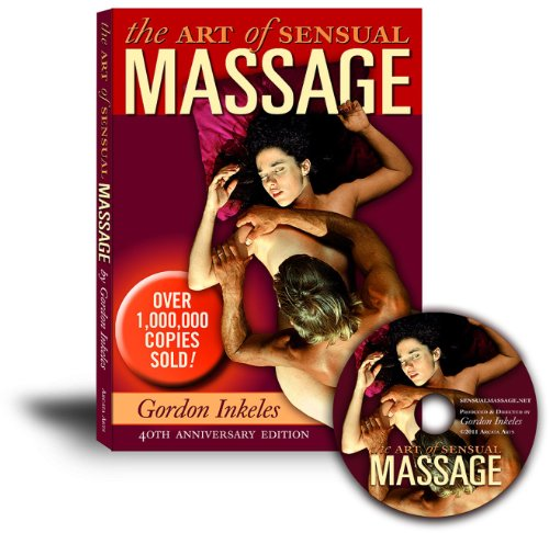 Art of Sensual Massage Book and DVD Set, The