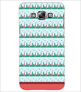 SAMSUNG GALAXY GRAND 3 PATTERN Designer Back Cover Case By PRINTSWAG