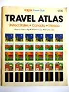 Travel Atlas United Stated, Canada, Mexico…