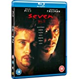 Seven [Blu-ray] [1995] [Region Free]by Morgan Freeman