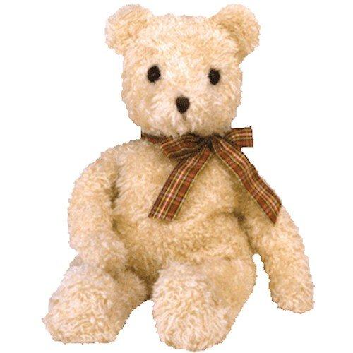 TY Classic Plush - SHAGGINGTON the Bear - 1