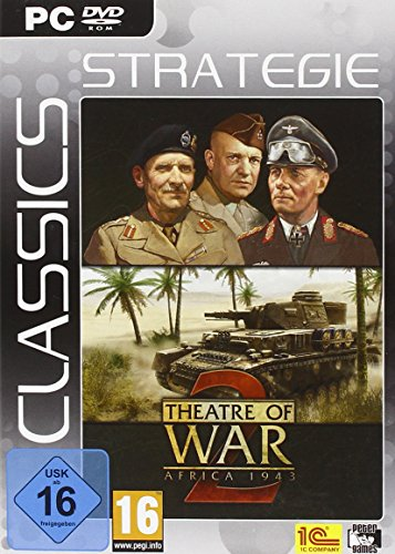 Theatre of War 2: Africa 1943 [Strategie Classics] [Edizione: Germania]
