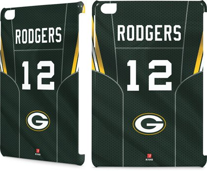 NFL - Player Jerseys - Aaron Rodgers - Green Bay Packers - iPad Mini (1st Gen/2012) - inkFusion Lite Case by Skinit