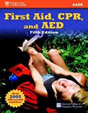 First Aid CPR and AED Advanced by American Academy of Orthopaedic Surgeons (AAOS)