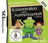 Konzentration und Aufmerksamkeit 1.4. Kl. 2011
