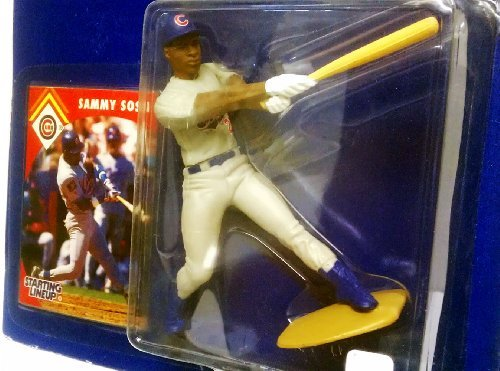 1995 Sammy Sosa Chicago Cubs Starting Lineup