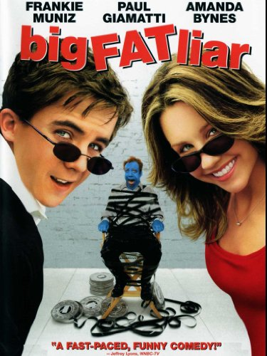 Amazon.com: Big Fat Liar: Frankie Muniz, Paul Giamatti, Amanda ...