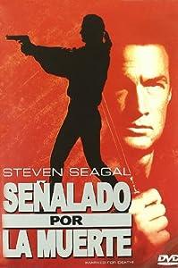 Señalado por la muerte [DVD]: Amazon.es: Steven Seagal