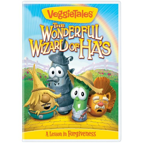 The Wonderful Wizard of HA's - A Lesson In Forgiveness (Veggie Tales)