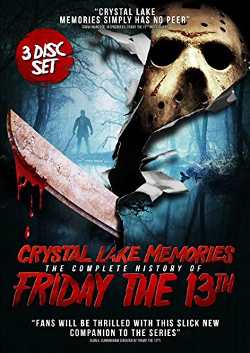Crystal Lake Memories: The Complete Story of Friday 13th [DVD] [Edizione: Regno Unito]