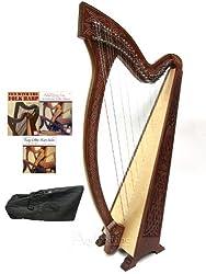 Meghan Harp (Knotwork) - Case & 3 Play Books FREE