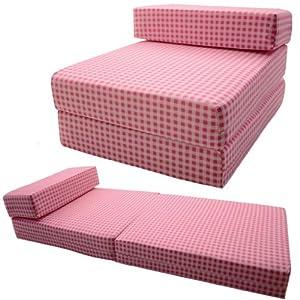 lit d'appoint fauteuil lit pliant matelas: Cuisine & Maison