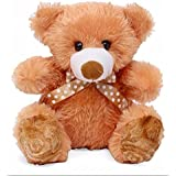 Liviya Teddy Bear Soft Toy (Brown)