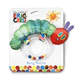 Kids Preferred Caterpillar Ring Rattle