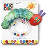 Kids Preferred The World of Eric Carle: The Very Hungry Caterpillar Ring Rattle