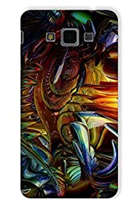 IndiaRangDe Case For Samsung Galaxy Grand Max Printed Back Cover