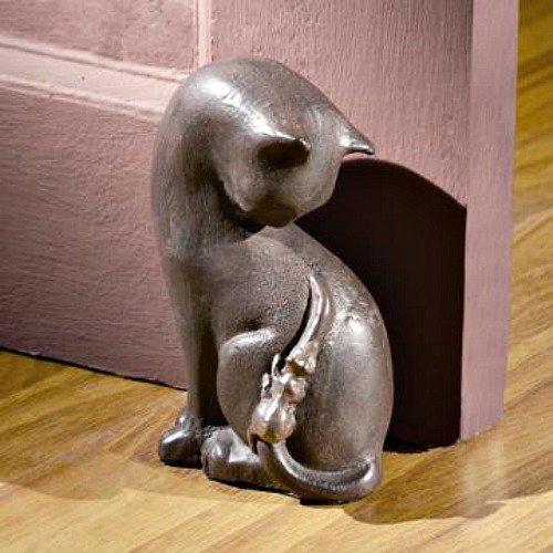 Cat door stops and wedges - Cat door stoppers ...