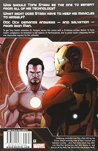 Invincible Iron Man 08 Unfixable