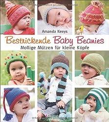 Bestrickende Baby Beanies. Mollige Mützen für kleine Köpfe