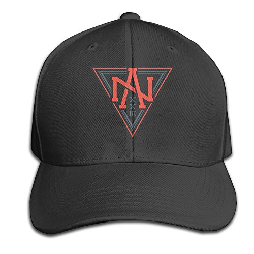 Team North America 2016 World Cup Of Hockey Primary Logo Baseball Snapback Cap Black