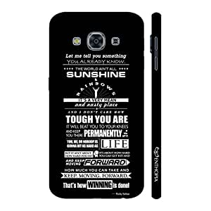Enthopia Designer Hardshell Case Rocky's Speech 2 Back Cover for Samsung Galaxy J3 Pro