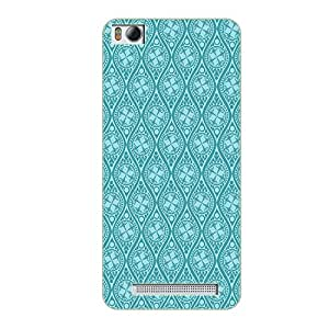 Vibhar printed case back cover for Xiaomi Mi 4i BlueRounds