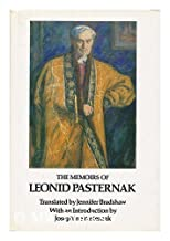 The Memoirs of Leonid Pasternak