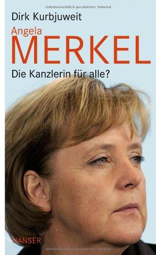 Cover Angela Merkel (c) Hanser Verlag