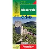 Freytag Berndt Wanderkarten, WK 11, Wienerwald - Maßstab 1:50.000