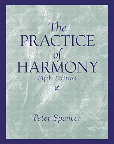 The Practice of Harmony (5th Edition)