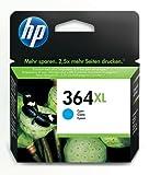Hewlett Packard CB323EE#301 – Cartucho Inyeccion Tinta Cian 364Xl 750 Páginas Pack 1 Blister+Alarma Acústico/ Electromagnética/ Radiofrecuencia Photosmart/B109A