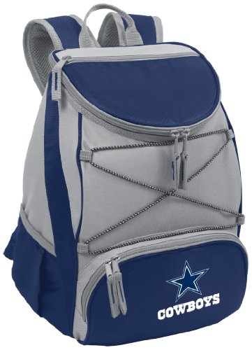 NFL Dallas Cowboys PTX Insulated Backpack Cooler, Navy at Amazon.com