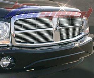 2004-2006 Dodge Durango Polished Billet Grille 4PC