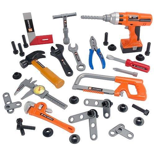 Toy Tool Set : The home depot piece power tool set b nwqyi