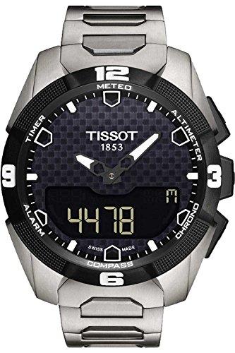 [ティソ]TISSOT T-TOUCH EXPERT SOLAR(エキスパート ソーラー) T091.420.44.051.00 腕時計[正規輸入品]