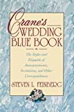 51LMPEtQMIL. SL160  Cranes Wedding Blue Book: The Styles and Etiquette of Announcements, Invitations and Other Correspondences