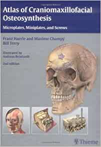 atlas of craniomaxillofacial osteosynthesis Now in a long awaited second edition, this groundbreaking atlas of osteosynthesis in craniomaxillofacial and oral surgery has been fully updated to reflect new techniques, applications, instruments, and materials.