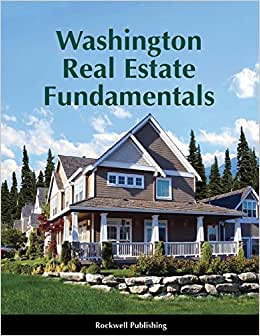 Washington Real Estate Fundamentals - 18th Ed