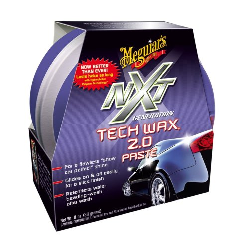 Meguiars NXT Tech Wax Paste 2.0 Car Wax 311 g