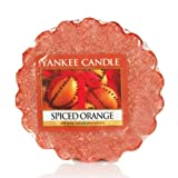 Yankee Candle Spiced Orange 10 Wax Tarts