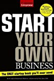img - for Start Your Own Business, Fifth Edition: The Only Start-Up Book You'll Ever Need by The Staff of Entrepreneur Media, Inc 5th (fifth) edition [Paperback(2010)] book / textbook / text book