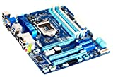 Gigabyte Intel Z77 LGA1155 AMD CrossFireX/NVIDIA SLI DVI/HDMI Dual UEFI BIOS mATX Motherboard GA-Z77MX-D3H