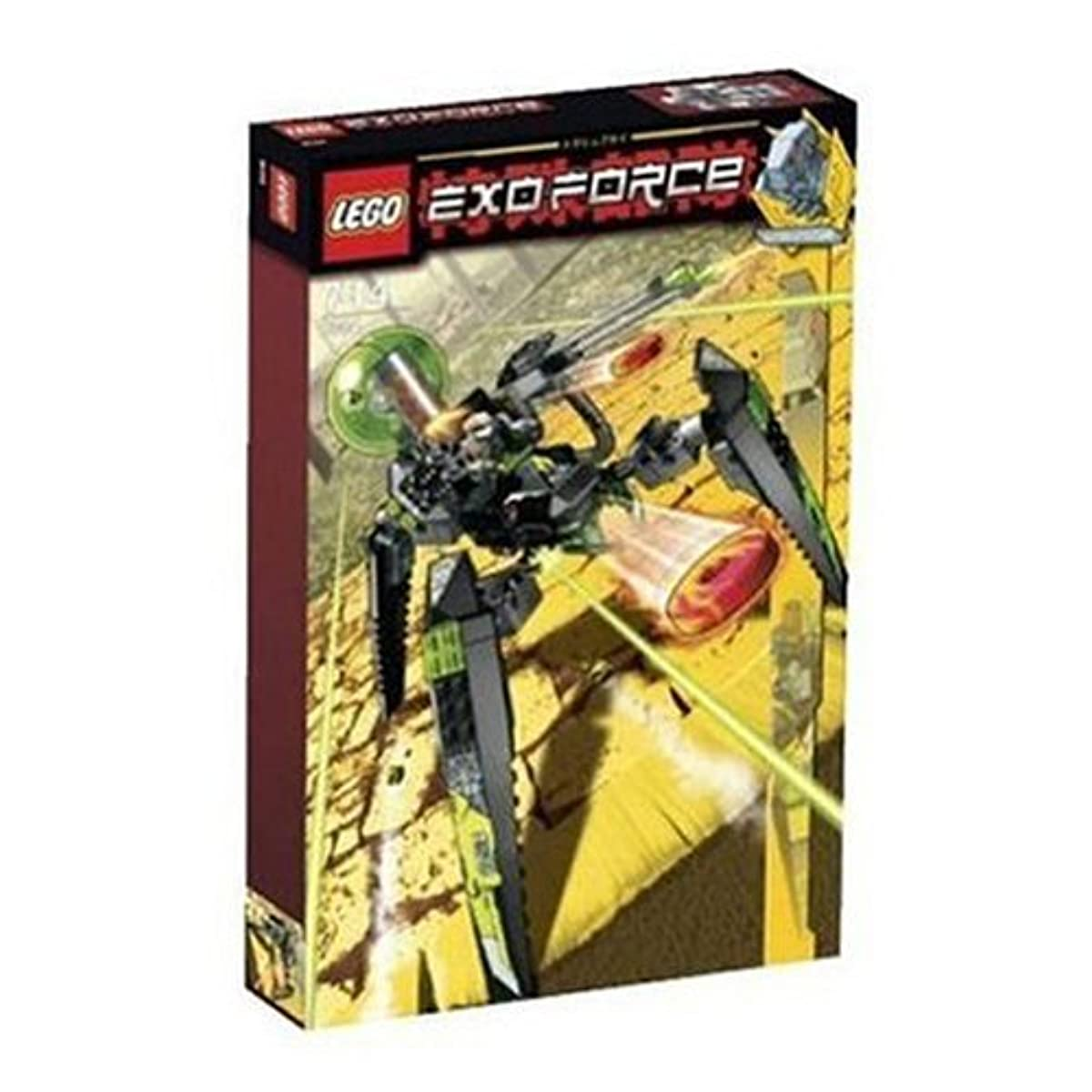 [해외] 레고 (LEGO) 에쿠소포스 섀도우블랙―라 8104 (2007-04-08)