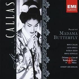 Amazon.com: Puccini: Madama Butterfly: Milano/Herbert von Karajan