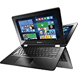 "2017 Newest Lenovo Premium 2-in-1 Convertible 11.6"" HD Touchscreen Laptop Intel Dual-Core Processor 2GB RAM 64GB..."