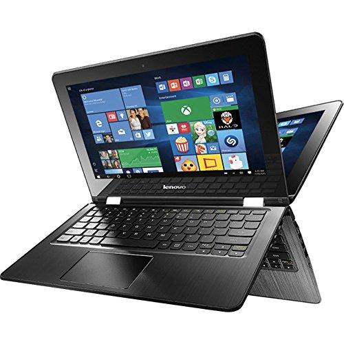2016 Newest Lenovo Premium Built High Performance 15.6-inch 2 in 1 FHD Laptop (Intel Core Skylake i7-6500U CPU, 8GB RAM, 256GB SSD, Webcam, WiFi, HDMI, Dolby Audio, Windows 10 ) - Black (Lenovo Touchpad 8 compare prices)